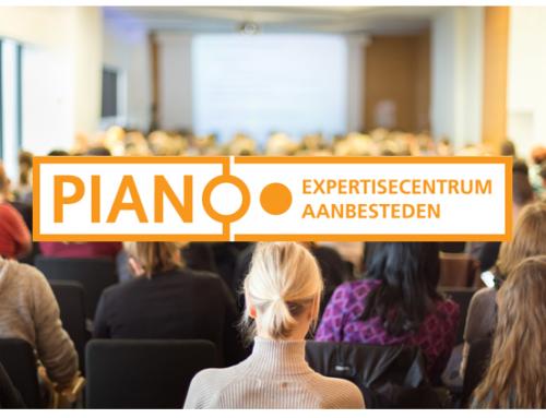 PIANOo slotbijeenkomst e-factureren